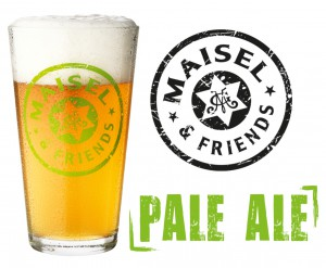 M&F Pale Ale Craftbeer